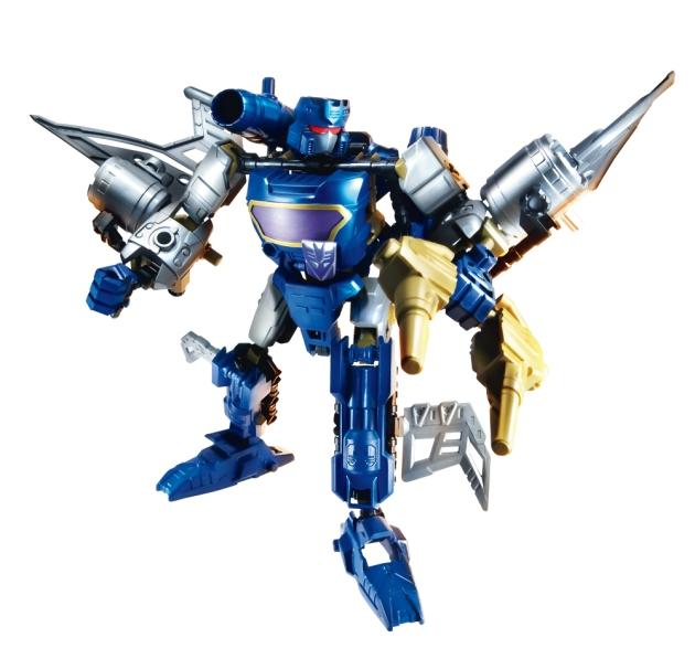 A5274 Construct-Bots Soundwave Elite Robot Mode