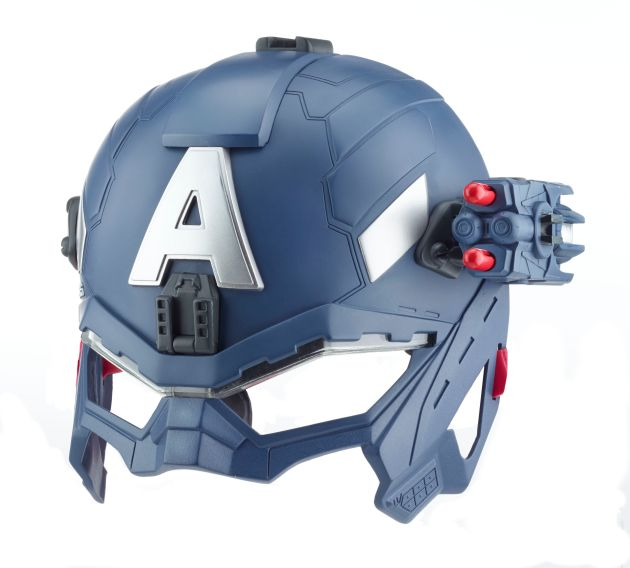 Captain America Battle Helmet 2 A6303