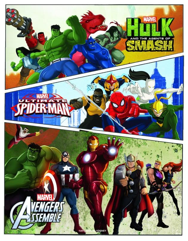 Marvel TV NYCC 2013