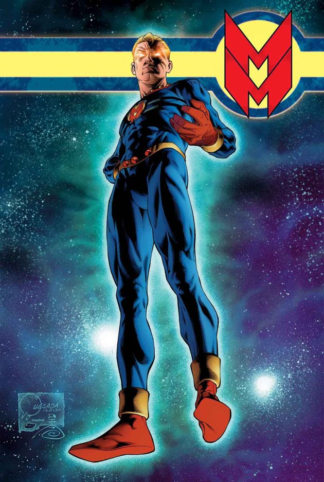 Miracleman_1_Quesada_Cover