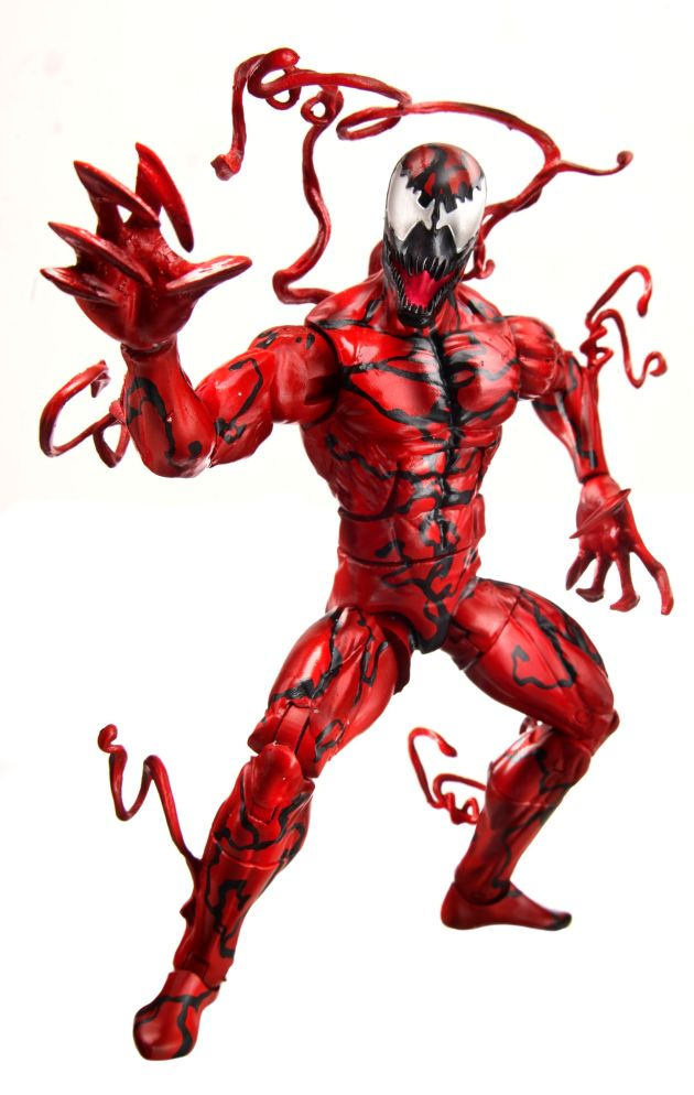 SPIDERMAN LEGENDS 6inch INFINITE SERIES Carnage A6659