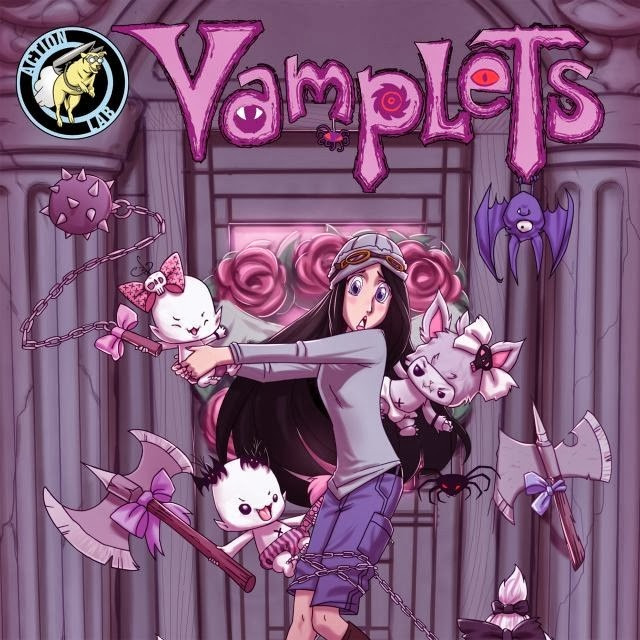 Vamplets-Comixology