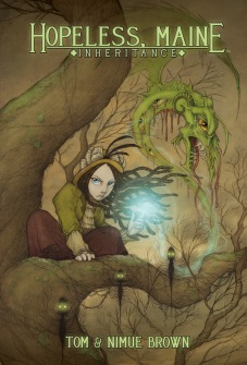 Hopeless Maine v2 Inheritance GN Cover