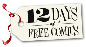 12 days of free comics
