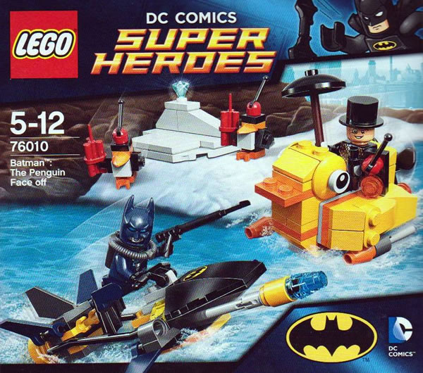New DC Universe Lego Sets for 2014 | Graphic Policy
