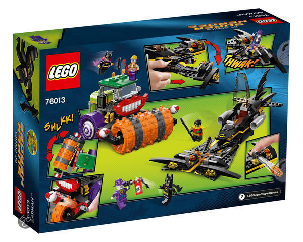 76013 Batman The Joker Steam Roller 2