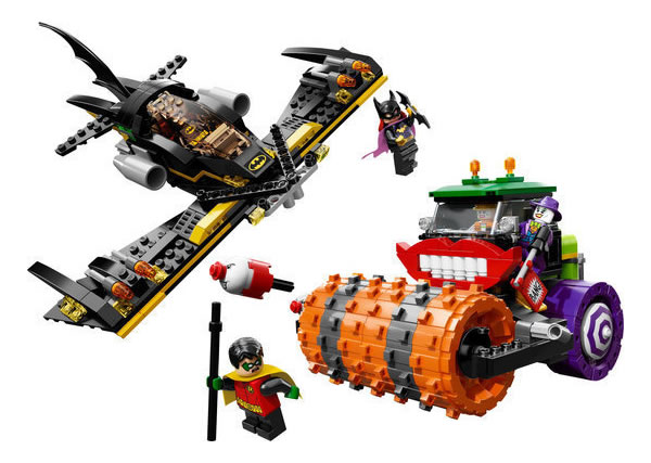 76013 Batman The Joker Steam Roller 3