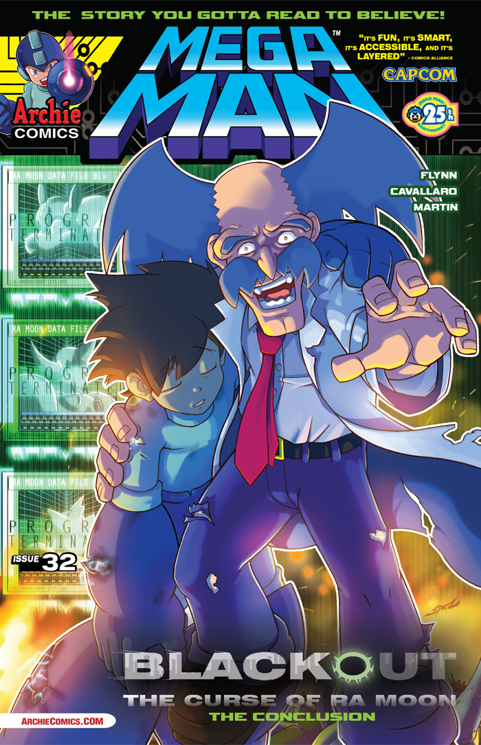 Man 32 Indicted In Alleged Misconduct With 14 Year Old: Preview: Mega Man #32