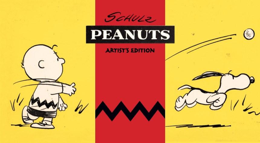 Peanuts cover 1