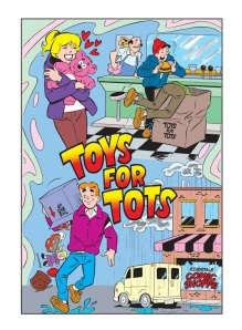 toys for tots archie