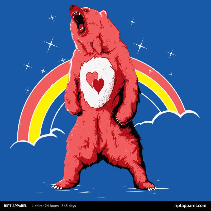 Bisous Bear