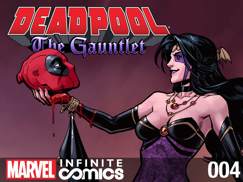 death and deadpool meet