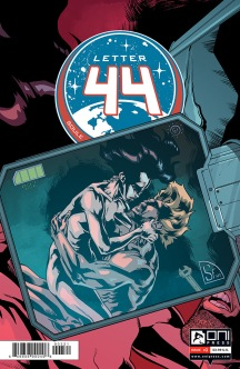 letter 44 #3 cover
