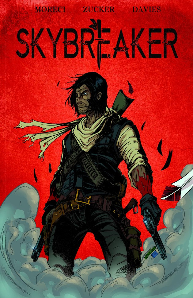 SKYBREAKER TRADE COVER