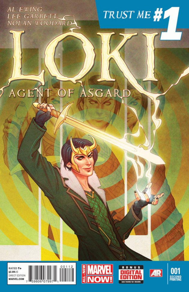 Loki_Agent_of_Asgard_1_Second_Printing