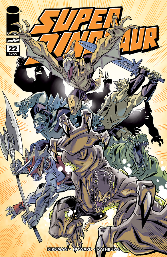 SuperDinosaur22-Cover