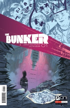 the bunker 1 cover