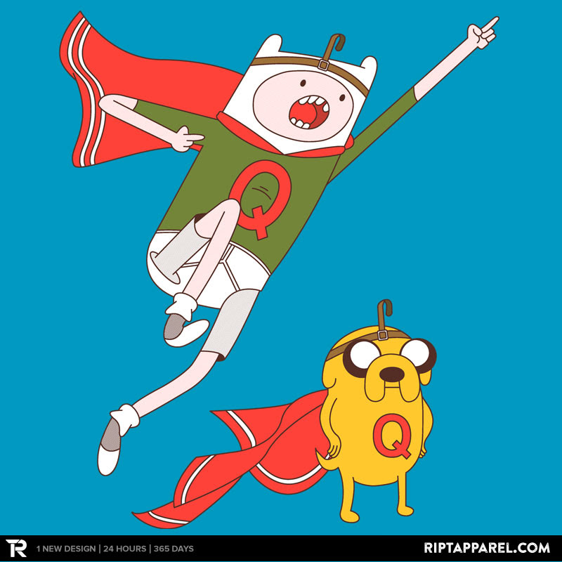 Fashion Spotlight: Adventures with Quailman is Adventure ... Quailman