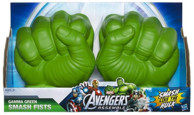 AVENGERS ASSEMBLE HULK SMASH FISTS In Pack A1827