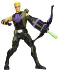 AVENGERS ASSEMBLE MIGHTY BATTLERS HAWKEYE A6631