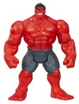 AVENGERS ASSEMBLE MIGHTY BATTLERS RED HULK RAGE A2897
