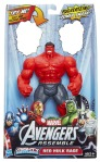 AVENGERS ASSEMBLE MIGHTY BATTLERS RED HULK RAGE In Pack A2897