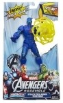 AVENGERS ASSEMBLE MIGHTY BATTLERS STEALTH TECH ARIMOR IRON MAN In Pack A2898