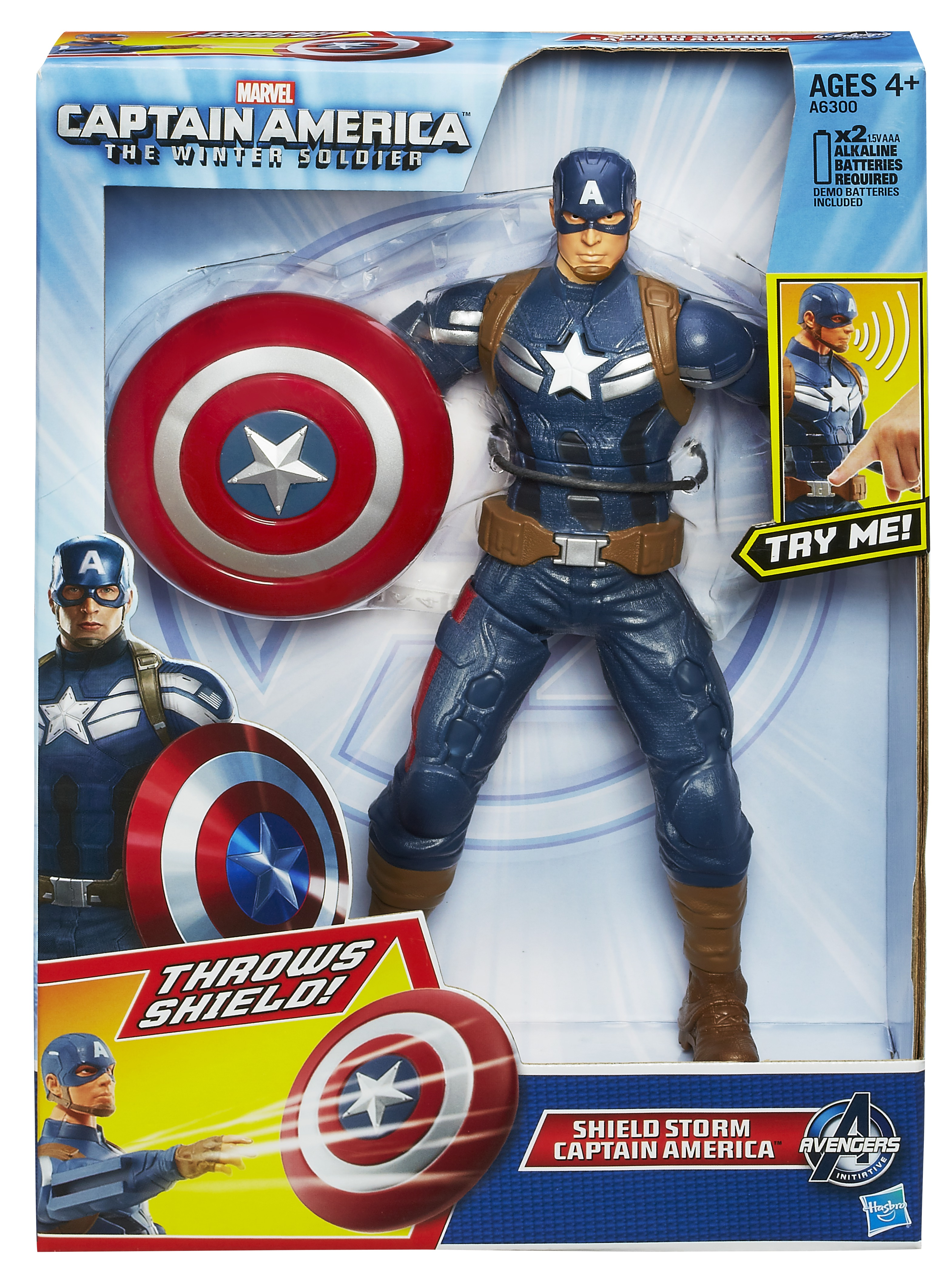 Winter Toys 10 And Up : Captain america toys graphic policy