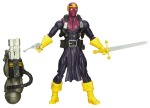 CAPTAIN AMERICA 6In INFINITE LEGENDS BARON ZEMO A6224 SWAP
