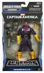 CAPTAIN AMERICA 6In INFINITE LEGENDS BARON ZEMO In Pack A6224 SWAP
