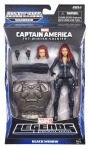 CAPTAIN AMERICA 6In INFINITE LEGENDS BLACK WIDOW In Pack A6220