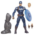 CAPTAIN AMERICA 6In INFINITE LEGENDS CAPTAIN AMERICA A6219