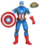 CAPTAIN AMERICA 6In INFINITE LEGENDS MARVEL NOW! CAPTAIN AMERICA A6222