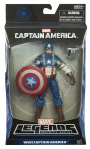 CAPTAIN AMERICA 6In INFINITE LEGENDS WW2 CAPTAIN AMERICA FIGURE In Pack A7680
