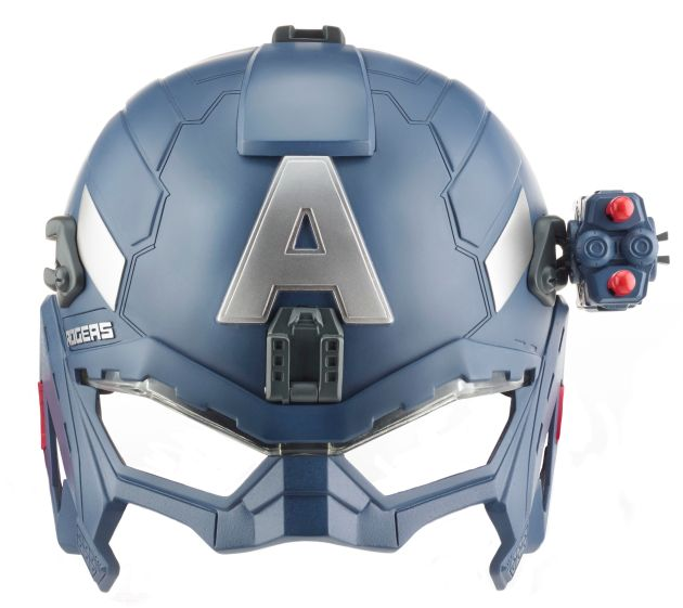 CAPTAIN AMERICA BATTLE HELMET A6303 FrontView