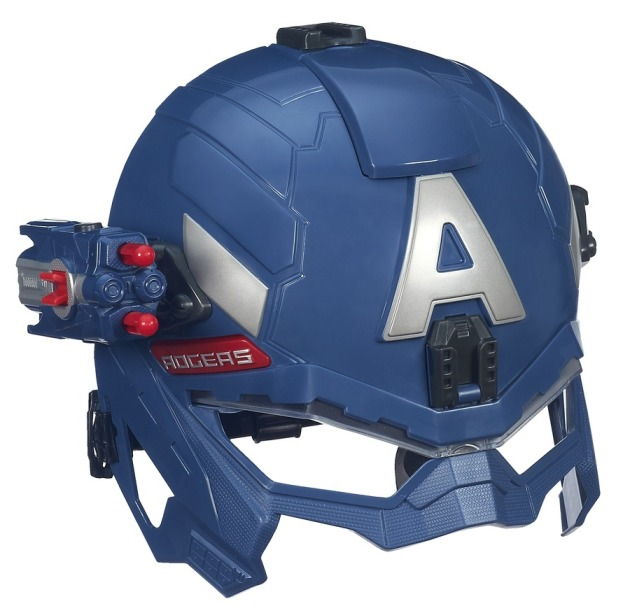 CAPTAIN AMERICA BATTLE HELMET wGEAR A6303