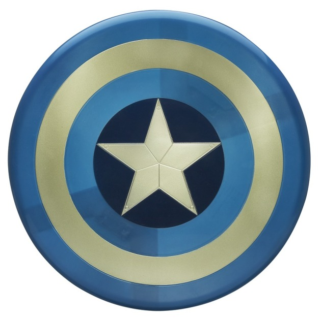 CAPTAIN AMERICA FLYING SHEILD A7881