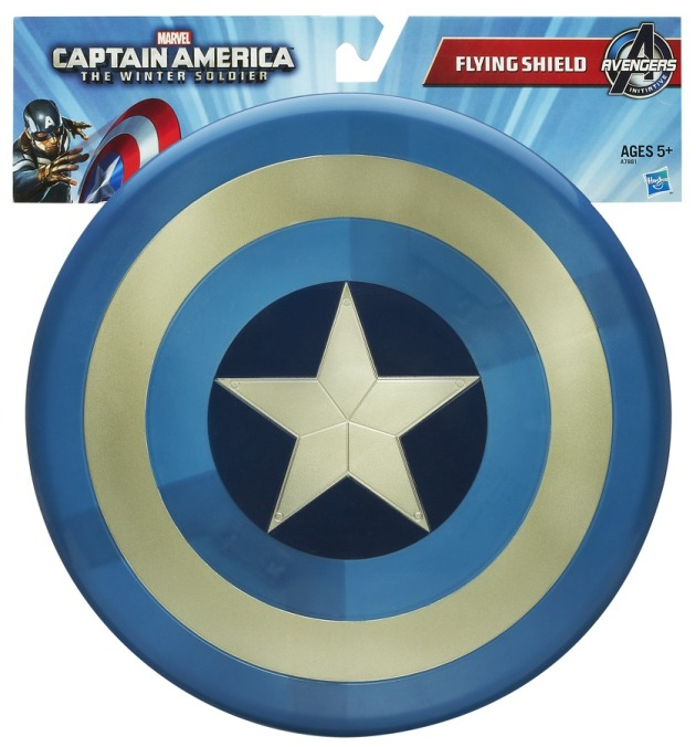 CAPTAIN AMERICA FLYING SHEILD InPack A7881