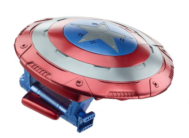 CAPTAIN AMERICA STEALTHFIRE SHIELD A6302