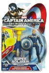 CAPTAIN AMERICA SUPER SOLDIER GEAR 3.75-Inch GRAPPLE CANNON CAPTAIN AMERICA Figure In Pack A6815
