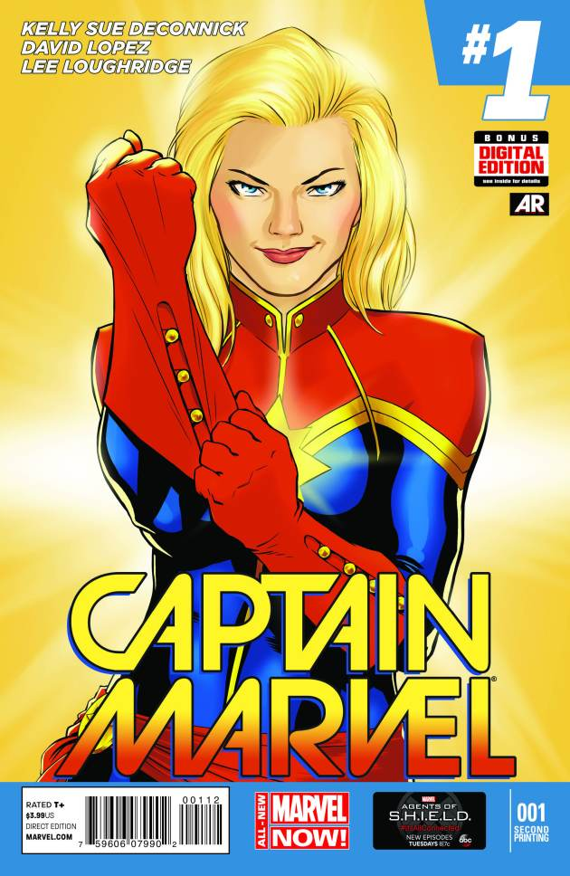 Captain_Marvel_1_Second_Print