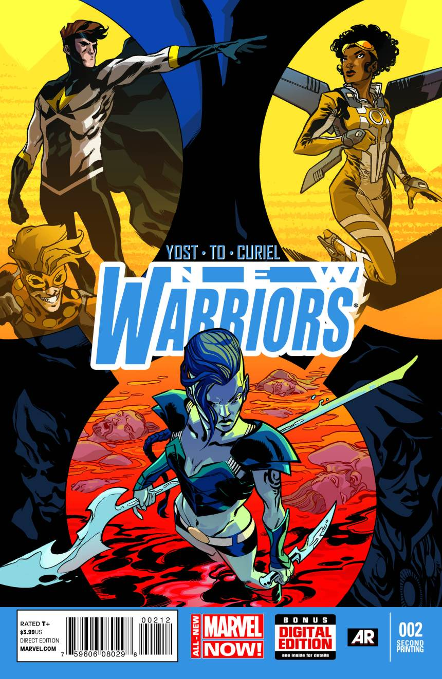 New_Warriors_2_Second_Printing