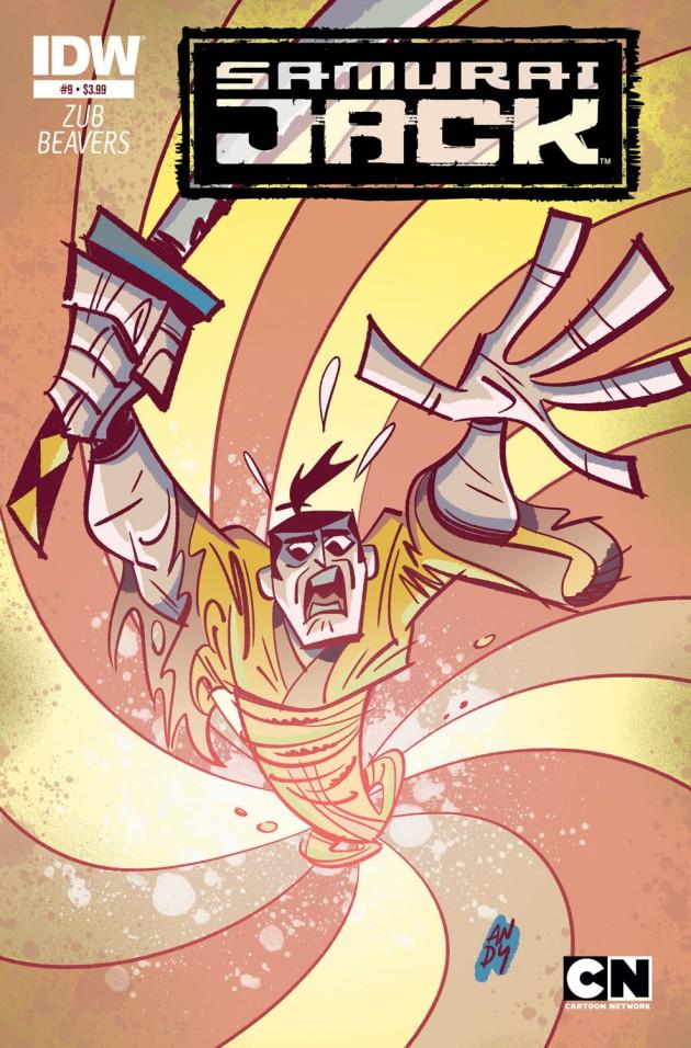 SamuraiJack09-cvr copy