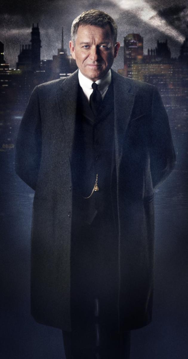 Sean Pertwee as Gotham's Alfred Pennyworth