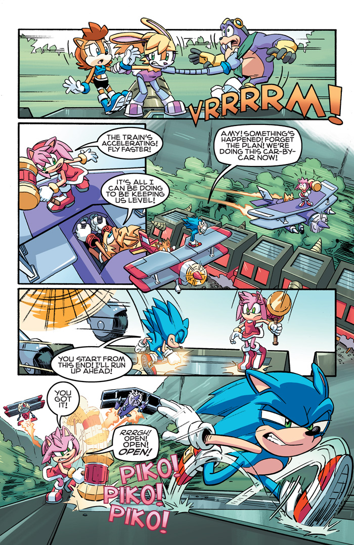 Preview Sonic The Hedgehog 258