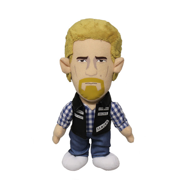 Sons Of Anarchy 8 inch Plush Figures 1