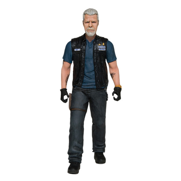 Sons Of Anarchy Clay Figure 1