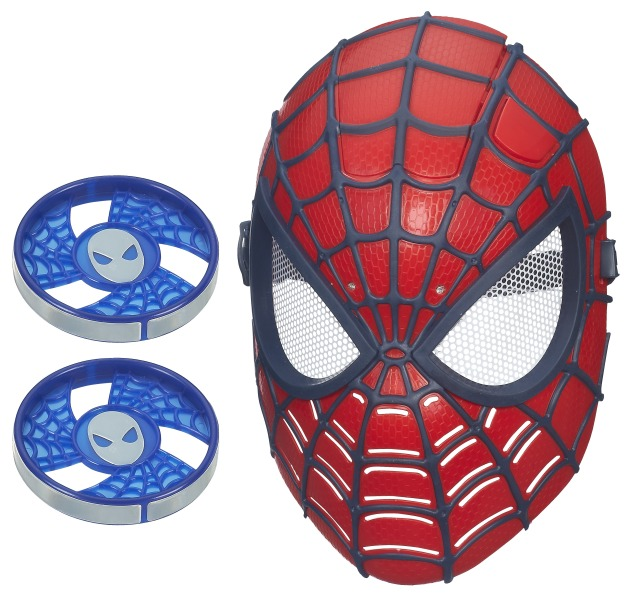 SPIDER-MAN ELECTRONIC SPIDER SENSE MASK A5713 (1)