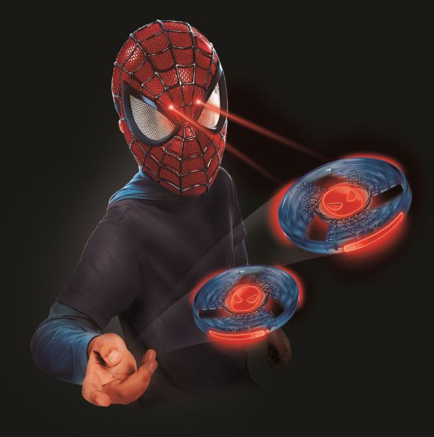 SPIDER-MAN ELECTRONIC SPIDER SENSE MASK A5713