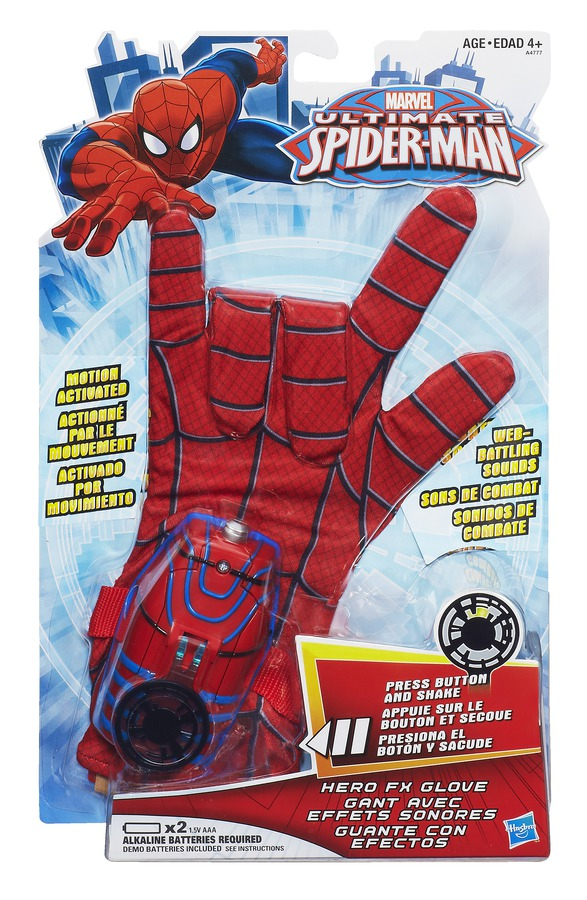 SPIDER-MAN HERO FX GLOVE In Pack A4777